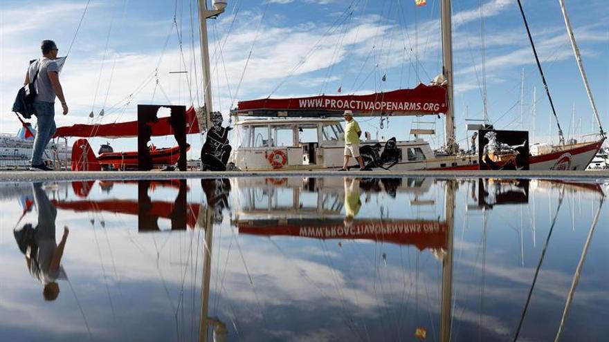 Las ONG Mediterranea, Open Arms y Sea-Watch lanzan un despliegue en el Mediterráneo