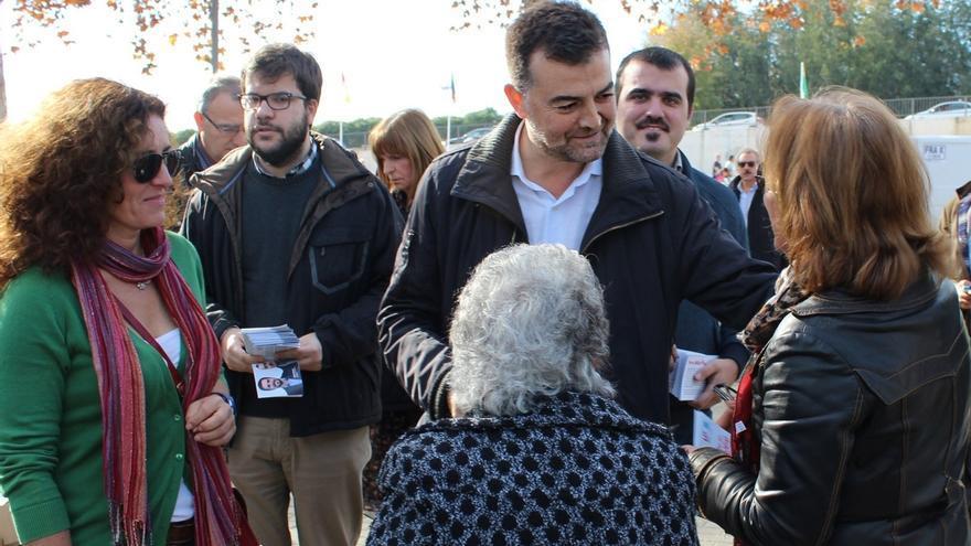 """Maíllo considera """"fundamental"""" la banca pública para el impulso del sector agroalimentario andaluz"""