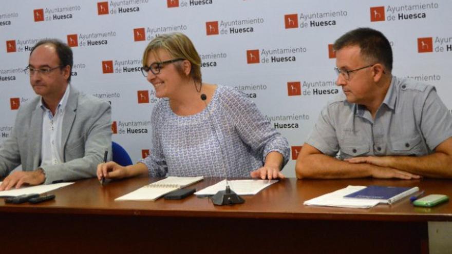 La concejala de Desarrollo Local, Pilar Novales.