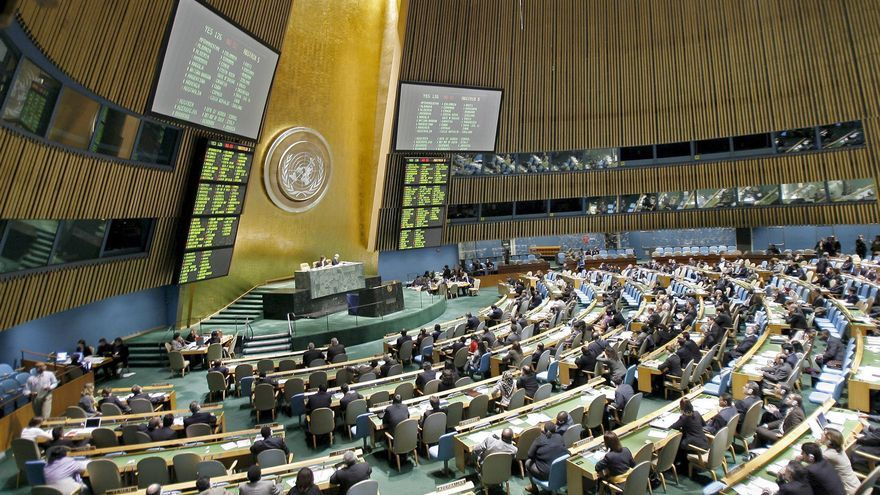 Consejo de Derechos Humanos de Naciones Unidas. |