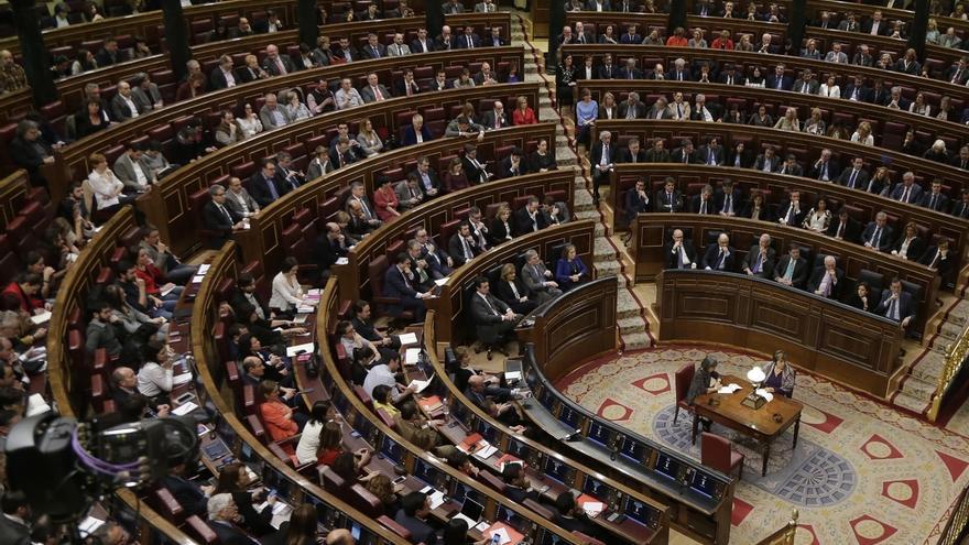 El Congreso sólo celebrará un Pleno en diciembre, tras recortar su agenda por las elecciones catalanas