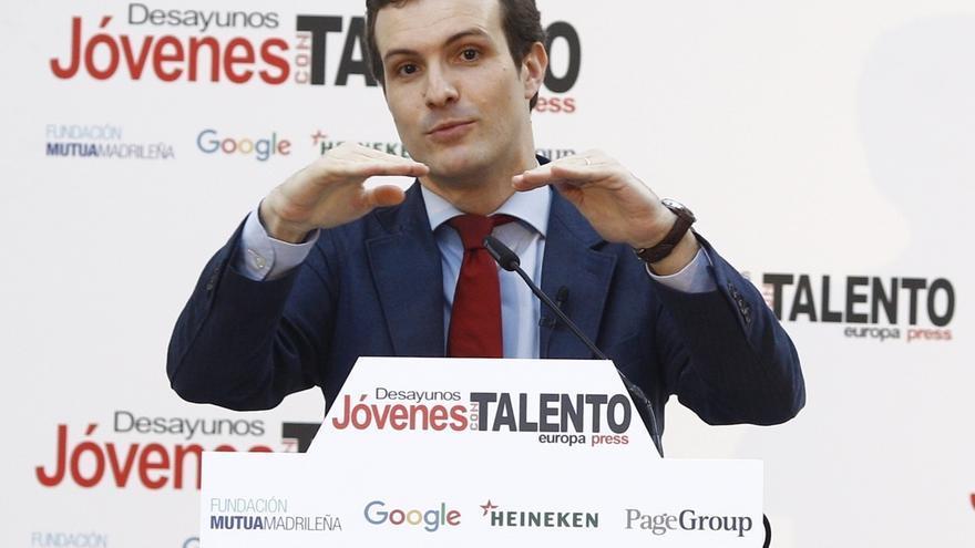 """El PP asegura que """"sin duda"""" se podrá ver a Rajoy en un debate electoral en campaña"""