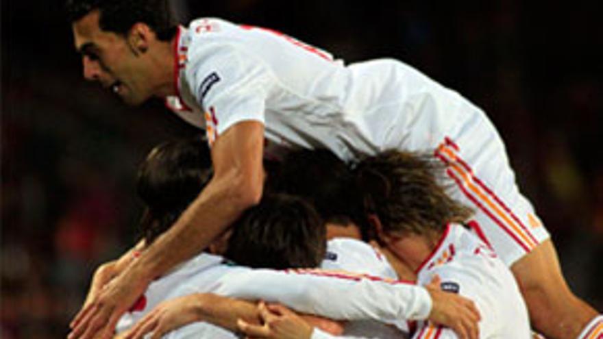 Un 27% y más de 4 millones siguen el triunfo de la Selección en Telecinco