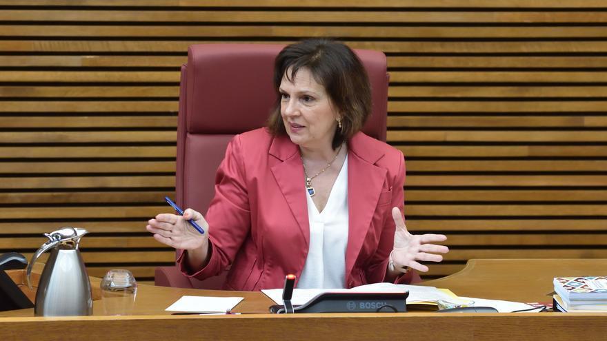 La diputada socialista Carmen Martínez preside la comisión de reconstrucción.