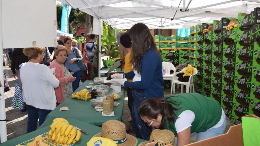 Feria del plátano de Gáldar