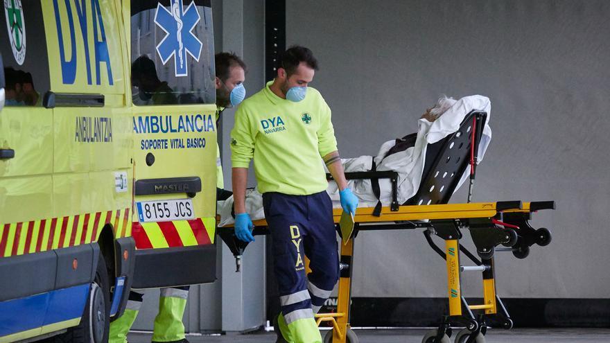 Navarra registra 40 nuevos casos confirmados de Covid-19 y dos fallecidos