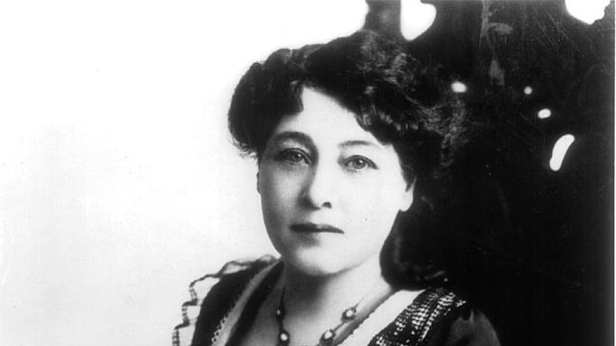 Alice Guy, una de las mujeres más importantes de la historia del cine en sus primeras décadas (Imagen: Wikipedia)