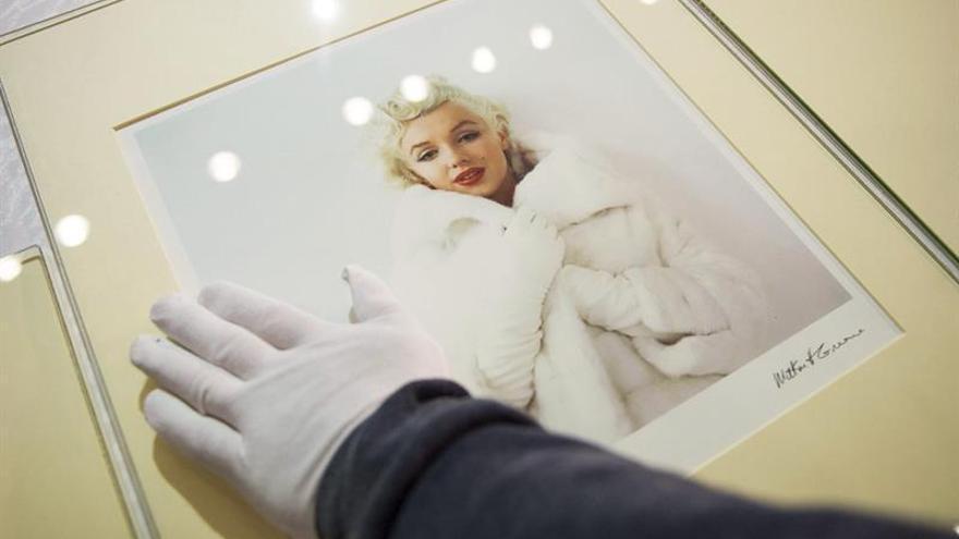 """Se publican nuevas imágenes de Marilyn Monroe en """"La comezón del séptimo año"""""""