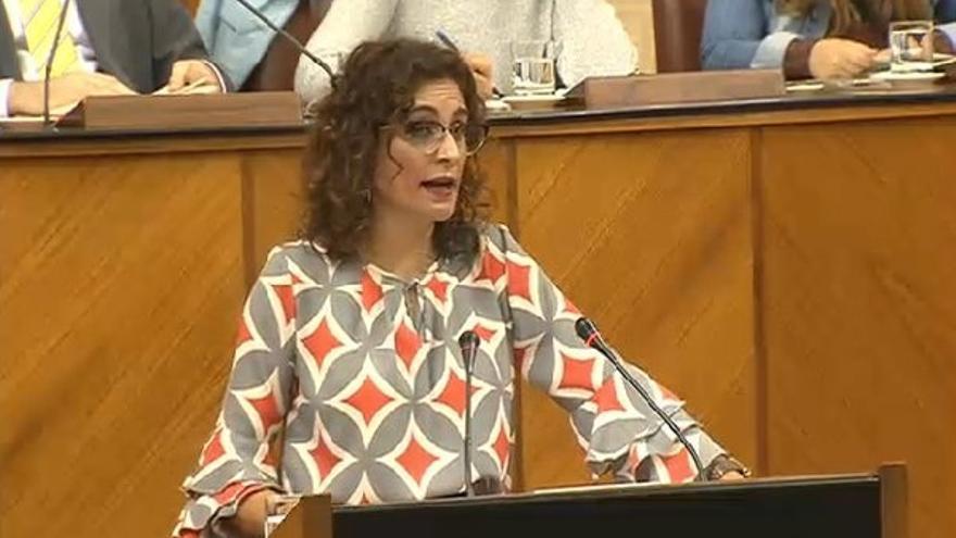 Montero anuncia que las aportaciones del grupo de trabajo sobre el impuesto de sucesiones se incorporarán en 2017