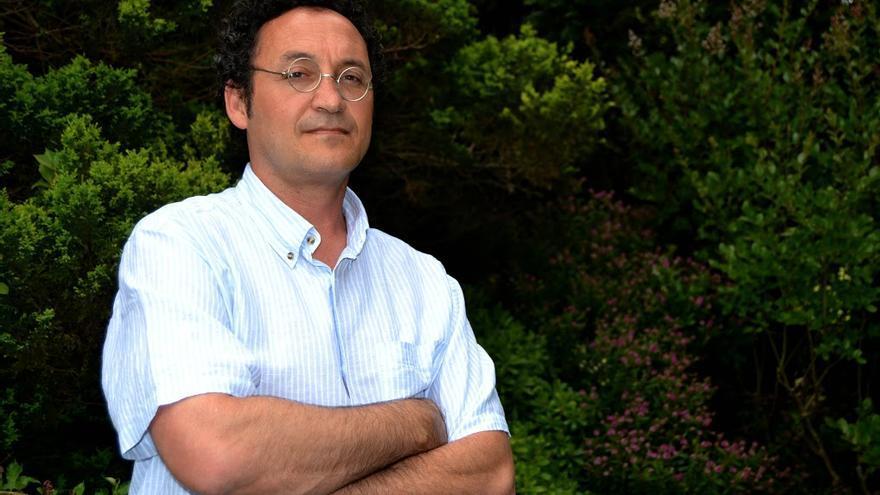 Álvaro García Ortiz, presidente de la Unión Progresista de Fiscales