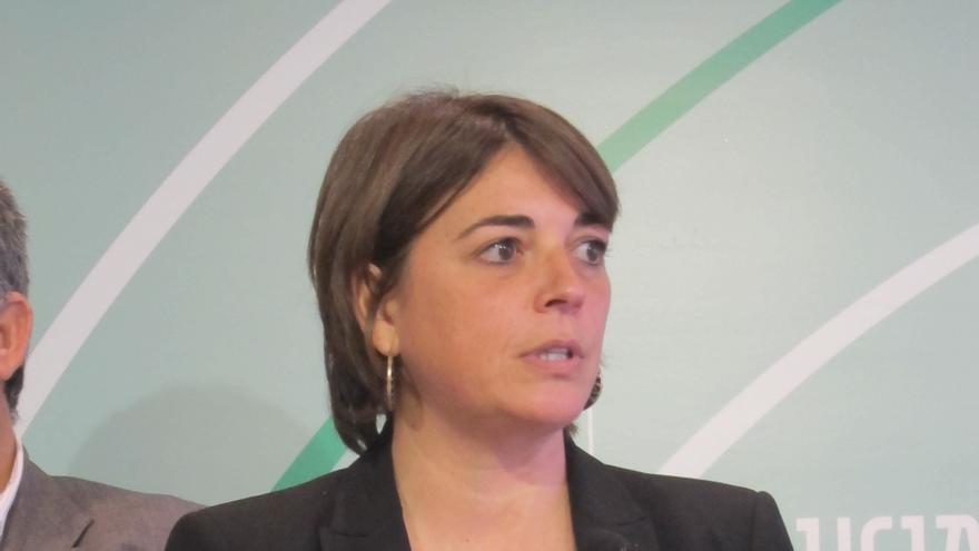 """Elena Cortés atribuye la renuncia de Hanjin a la """"marginación ferroviaria"""" de Andalucía por parte del Gobierno"""