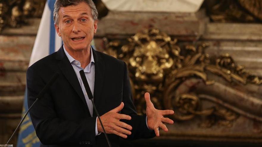 """Macri critica que se genere """"desinformación"""" sobre su declaración de bienes"""