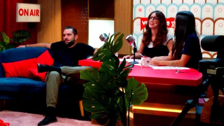 Ana Morgade toma el testigo de Dani Mateo en 'Yu no te pierdas nada'