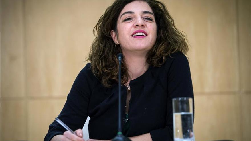 Celia Mayer, concejala de Cultura del Ayuntamiento de Madrid.
