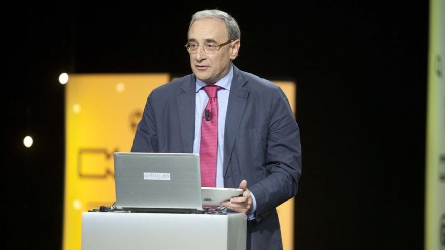 Alfonso Sánchez Izquierdo, director general de la CRTVG