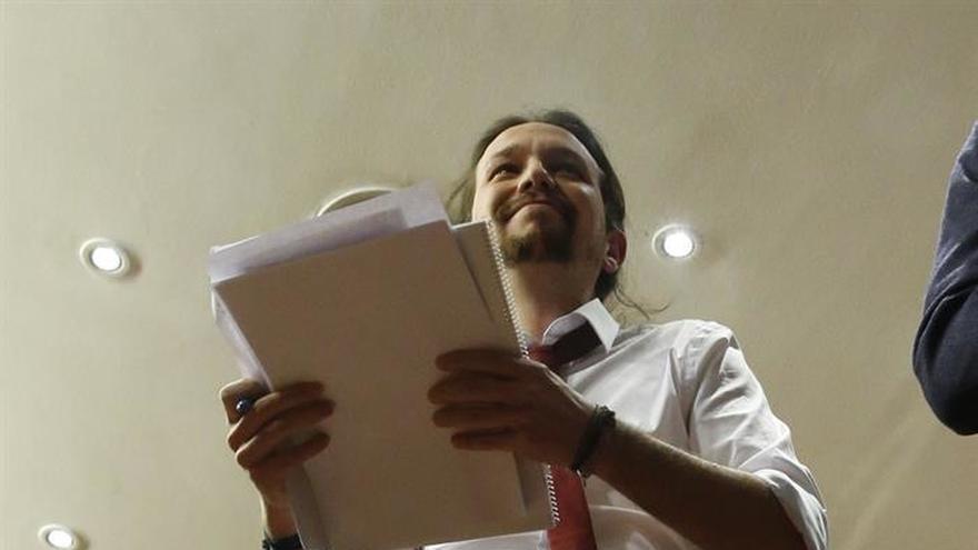 Iglesias: No se puede tolerar que Aguirre siga ocupando un cargo público