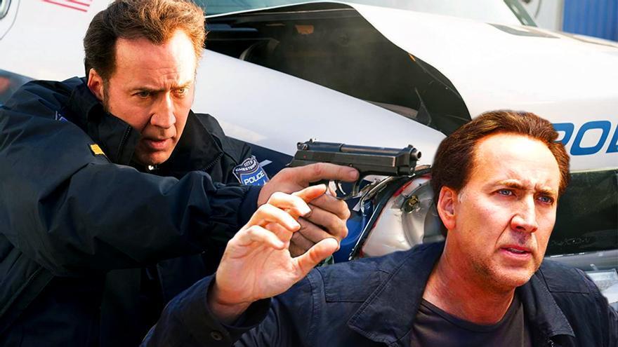 Nicolas Cage vs. Nicolas Cage en TV
