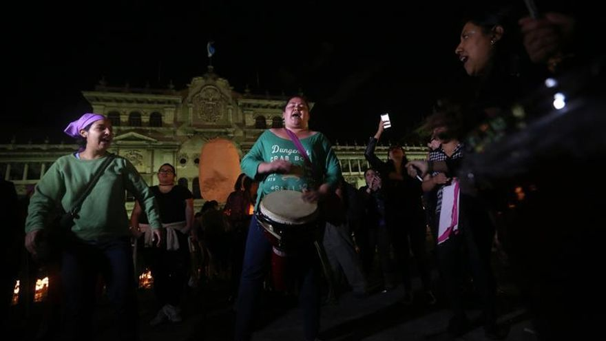 Ya son 28 las niñas muertas por incendio en un centro de menores de Guatemala