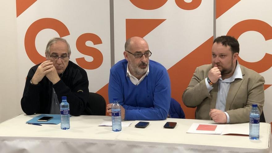 José López, exsecretario de Organización de Ciudadanos, presenta su candidatura a las primarias de esta formación