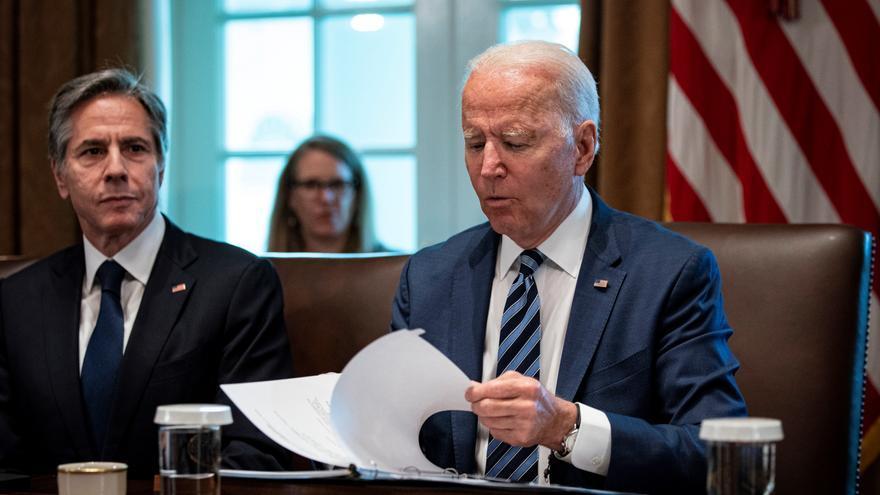 """Biden hace balance de sus primeros seis meses: """"Estamos cumpliendo promesas"""""""