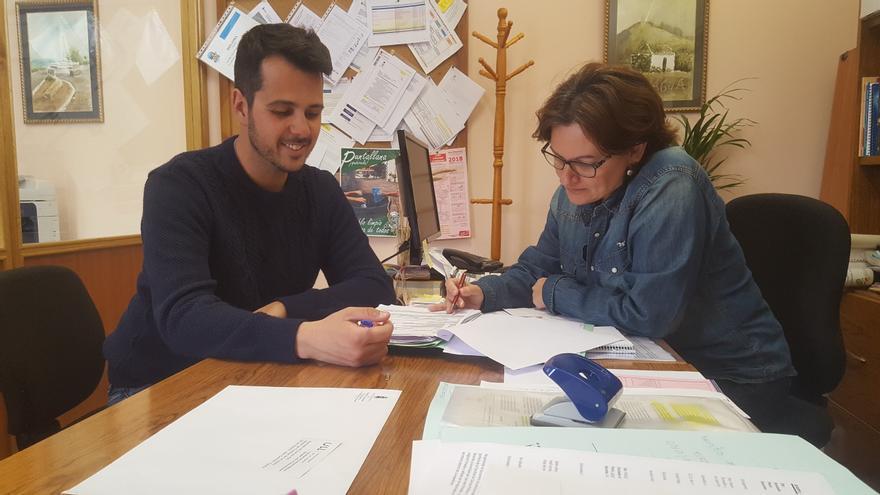 El área de Educación  del Ayuntamiento de Puntallana que dirige Héctor Cabrera ha procedido a efectuar el ingreso de las ayudas al estudio del presente curso.