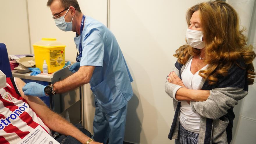 Archivo - La consejera de Sanidad en Euskadi, Gotzone Sagardui