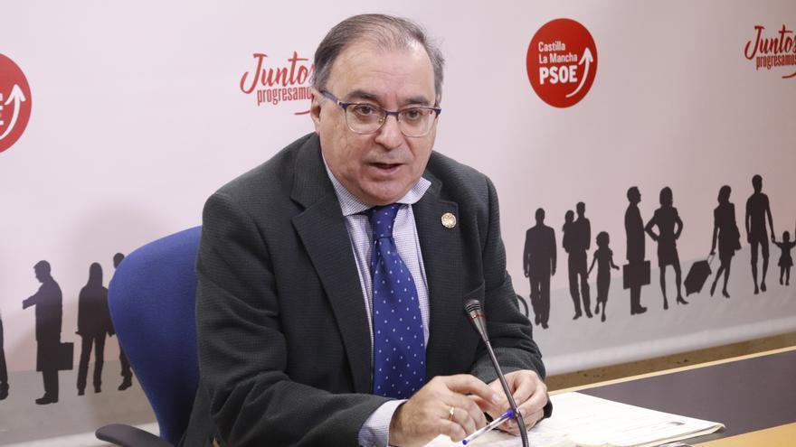 Fernando Mora FOTO: PSOE Castilla-La Mancha