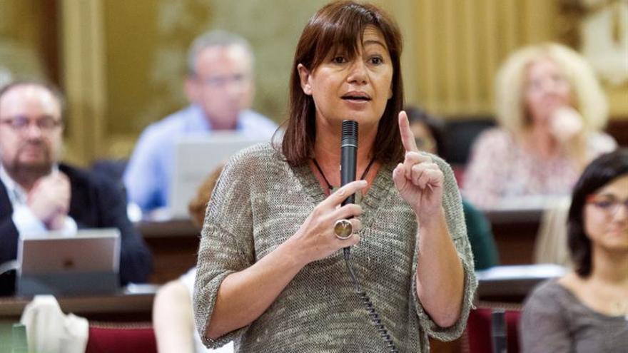 """Francina Armengol pide un congreso del partido """"lo más rápido posible"""""""