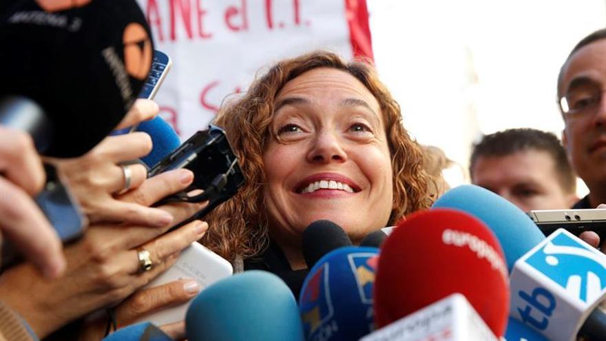 """Batet dice que """"hay muchas posibilidades de acuerdo"""" con Martí"""