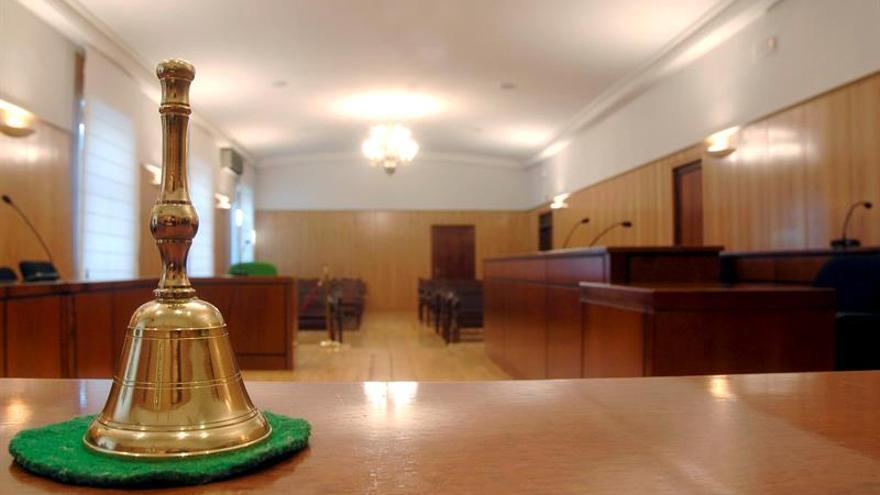 Los asuntos ingresados en los tribunales cae 30 % en el segundo trimestre de 2016