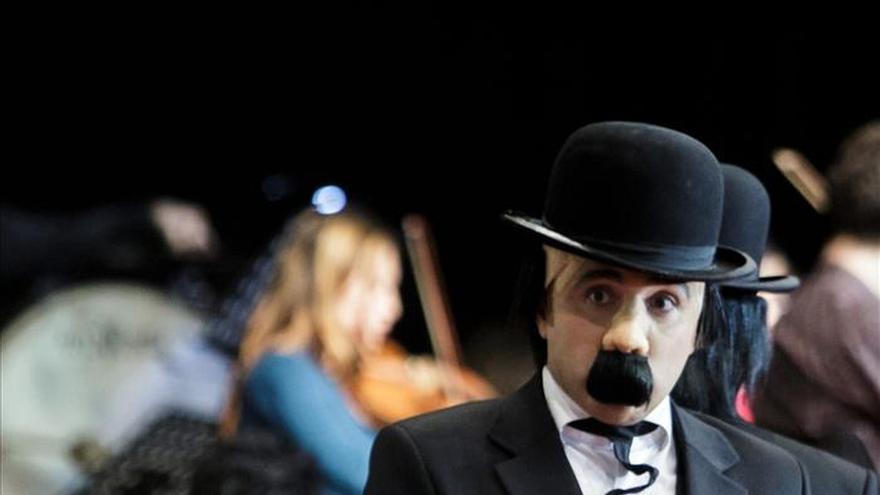 Bélgica acerca la ópera a los amantes de Tintín y al universo de Hergé