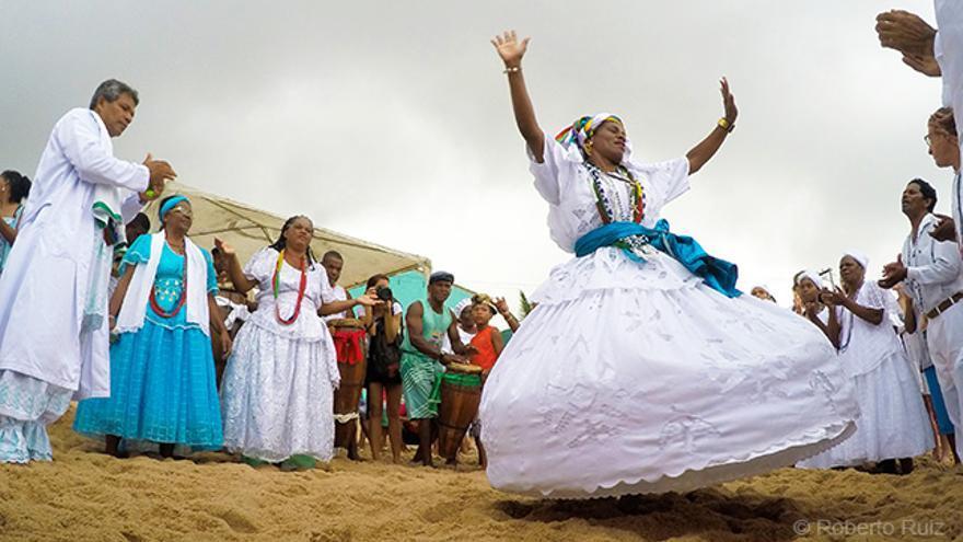Yemanjá, Salvador de Bahía, Brasil