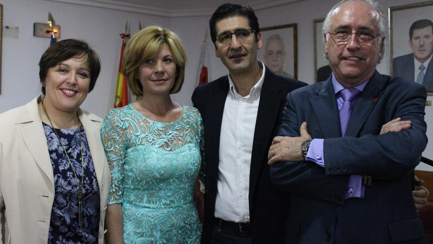 Toma de posesión de la nueva alcaldesa de Torre de Juan Abad / PSOE Ciudad Real