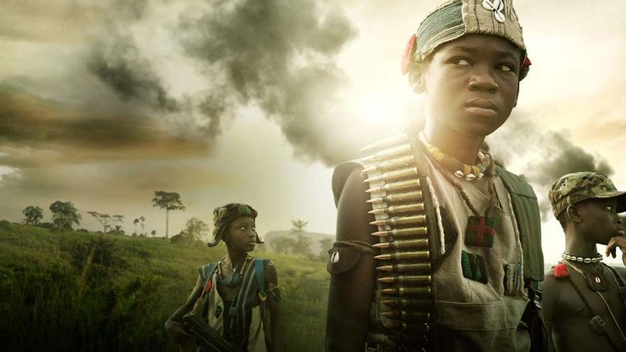 Los niños soldados en Uganda será una de las temáticas que se abordarán con la proyección de'Buenas noches, Ouma'.
