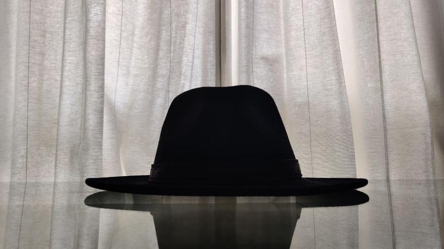 El sombrero de papá.
