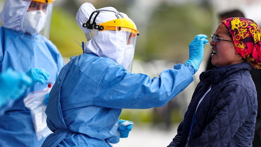 Ecuador suma 980 casos en un día y totaliza 146.828 contagios de COVID-19
