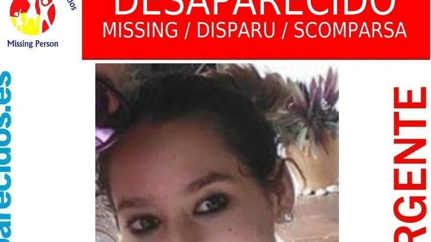 Se busca a María Giovanna, una joven de 21 años desaparecida desde hace tres días en Santa Cruz