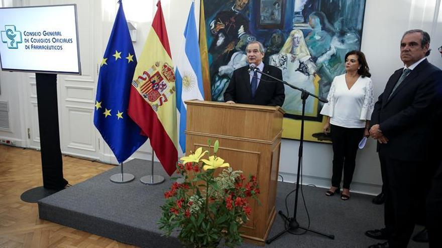 """Destacan en Argentina la """"accesibilidad"""" de modelo farmacéutico español"""