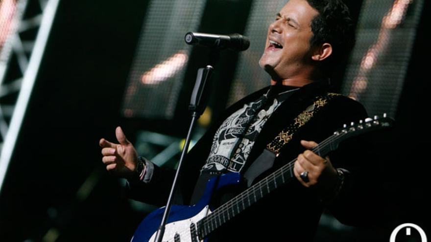Alejandro Sanz, en una imagen de archivo. | FOTO: MADERO CUBERO