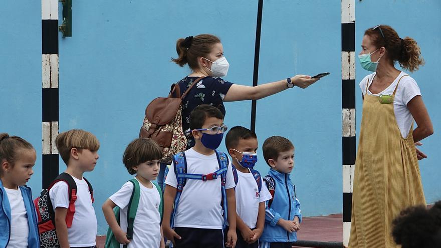 ANPE Canarias reclama una partida en los presupuestos autonómicos para mantener a los 'docentes covid' todo el curso