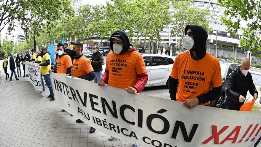 Los trabajadores de Alcoa se reúnen en asamblea para decidir sobre las movilizaciones