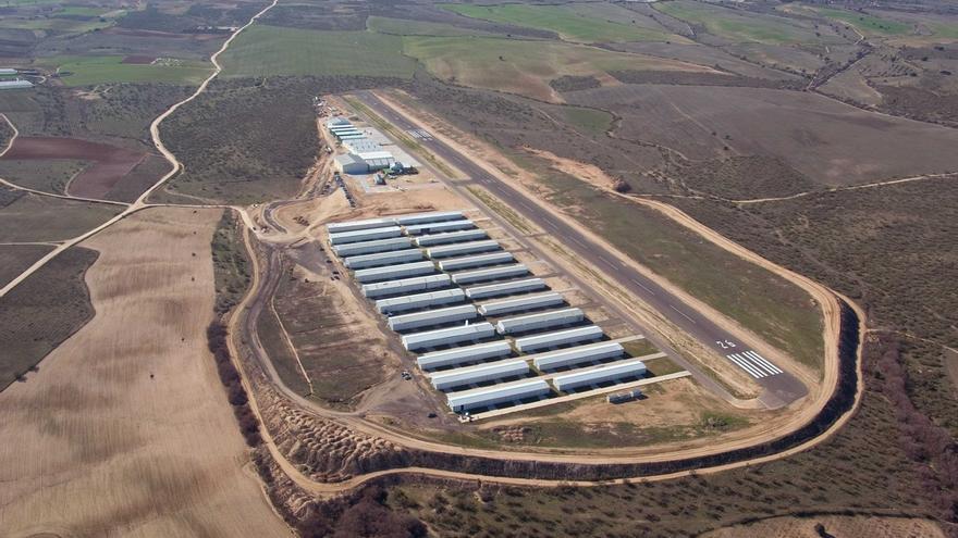 Independientes de Casarrubios del Monte (Toledo) presentan alegaciones al proyecto de aeropuerto en el término municipal