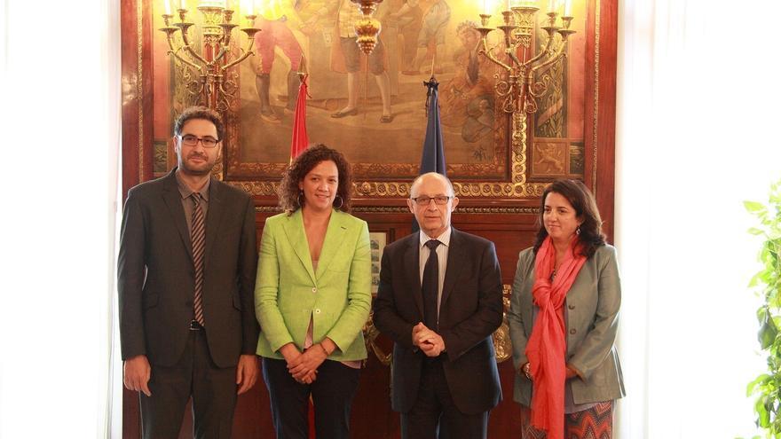 Consejera de Hacienda balear se reúne hoy con Montoro para avanzar en la tramitación del Régimen Especial para la CCAA