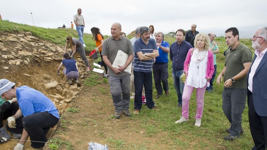 El Cincho (Santillana del Mar) podría convertirse en el primer castro visitable de Cantabria
