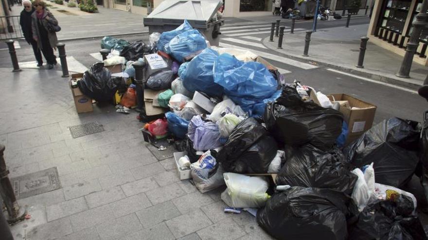 Alicante exige a la UTE los más de 225.000 euros que ha costado la huelga