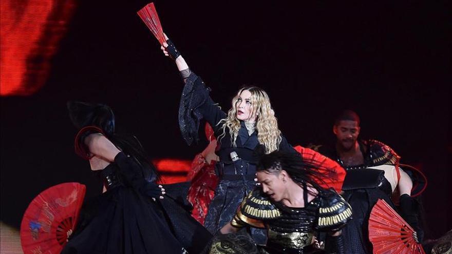 Madonna desembarca mañana en Barcelona entre fuertes medidas de seguridad