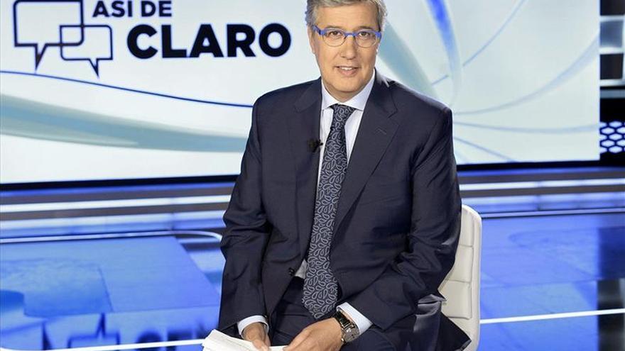 """Sáenz de Buruaga: """"No acepto que me habléis de manipulación. Yo hago mi trabajo"""""""