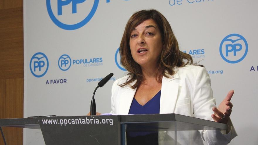 El TSJC confirma el archivo de la querella contra la presidenta del Partido Popular de Cantabria