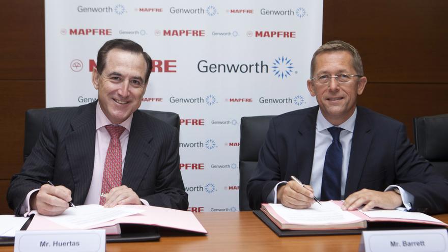 Mapfre distribuirá productos de la aseguradora Genworth en América Latina