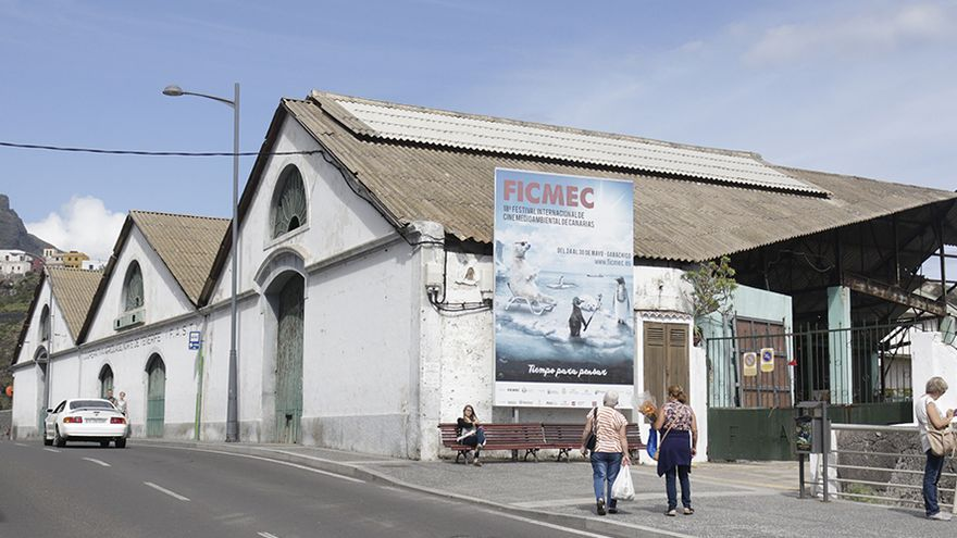 Imagen de archivo del antiguo empaquetado de la Fast en Garachico